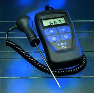Thermomètre thermocouple IP67, PT100