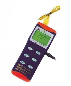 Thermomètre multitype K, J et T