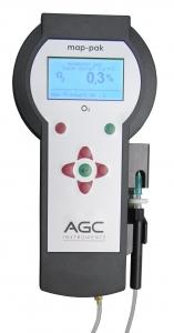 Analyseur de gaz résiduel O2