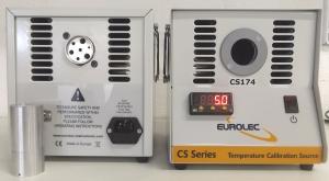 Calibrateur de thermomètre à contact & IR, à blocs interchangeables
