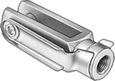 Chape M16 pour anneaux et ligne de vie