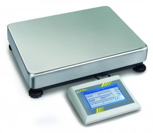 Balance industrielle plate-forme tactile IKT 12K0.2