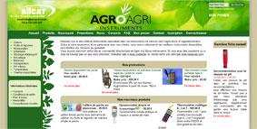 le site web agro-agri