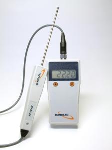Thermomètre PT1000 de référence, portable
